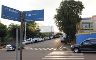 rua 7 setembro