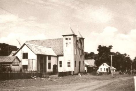 Primeira igreja de Toledo