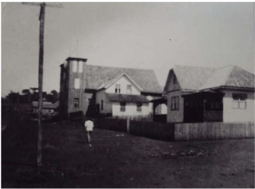 Rua 7 de setembro - 1950