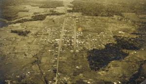Vista aéres de Toledo - 1951