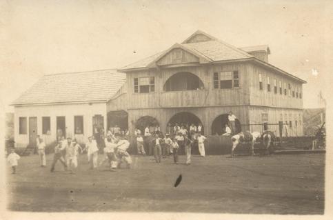 Festejos de final de ano - 1950