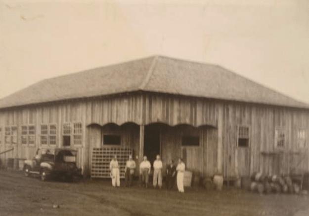 Mecânica Toledo. Av. Tiradentes - 1950