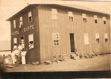 Hotel Oeste. Av. Maripá - 1950