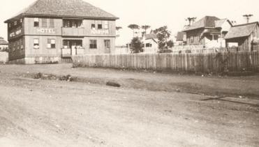 Hotel Maripá. Rua Rui Barbosa - 1950