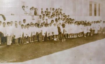 1959 Alunos do Grupo Escolar