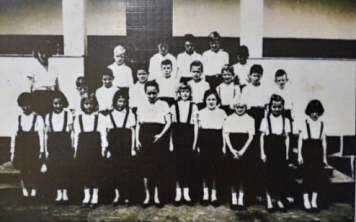 1960 Turma do 2 ano