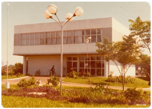 Praça da cultura 1982
